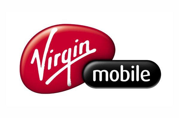 logo virgin mobile fondo negro y rojo