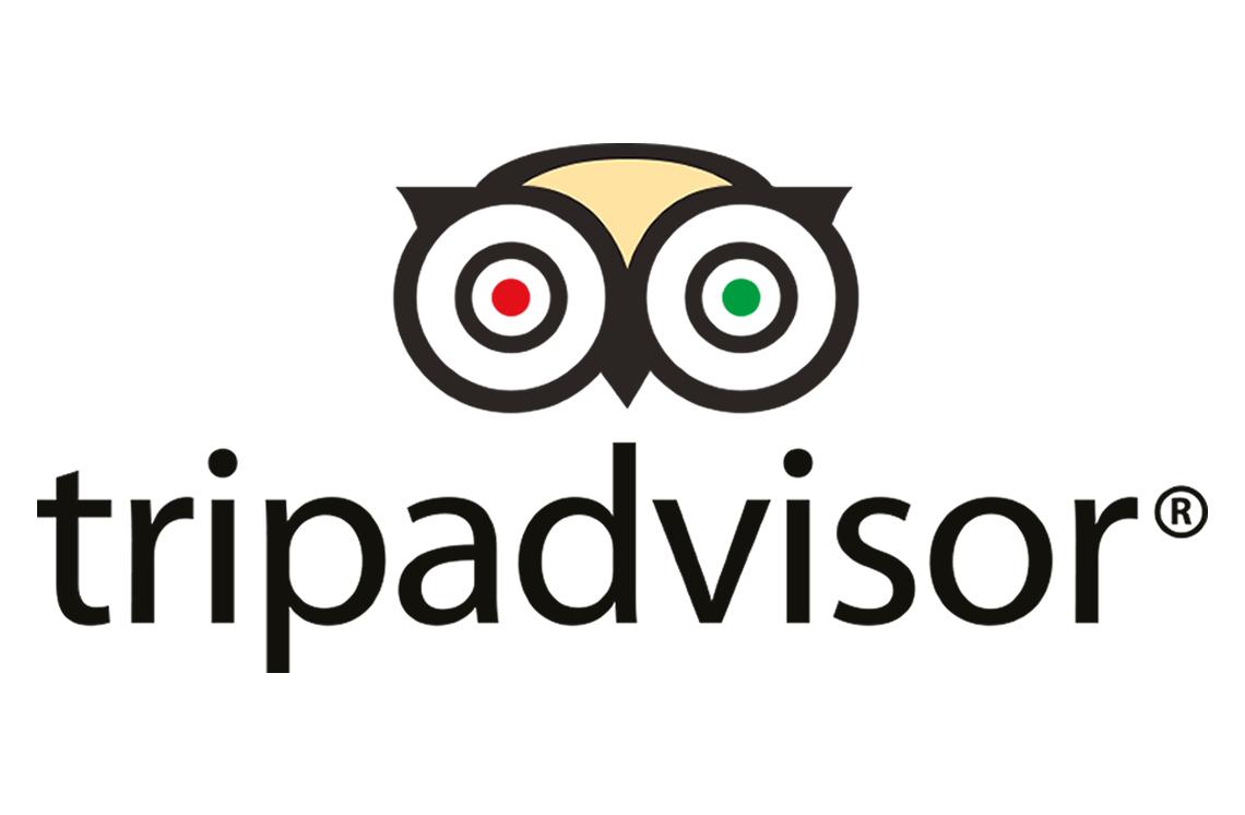 logo tripadvisor cara de búho