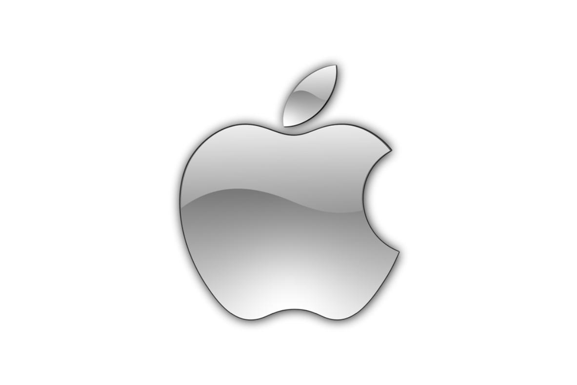 logo apple manzana mordida