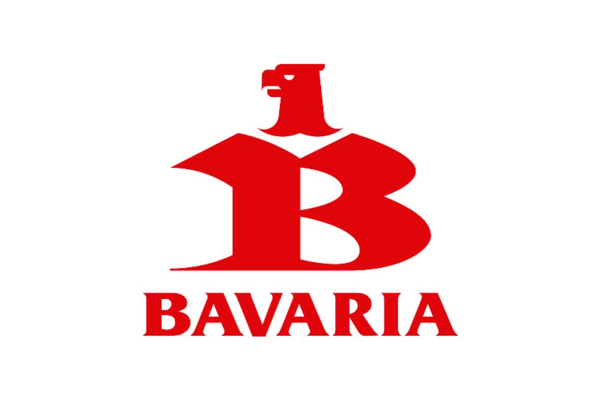 logo bavaria letra roja