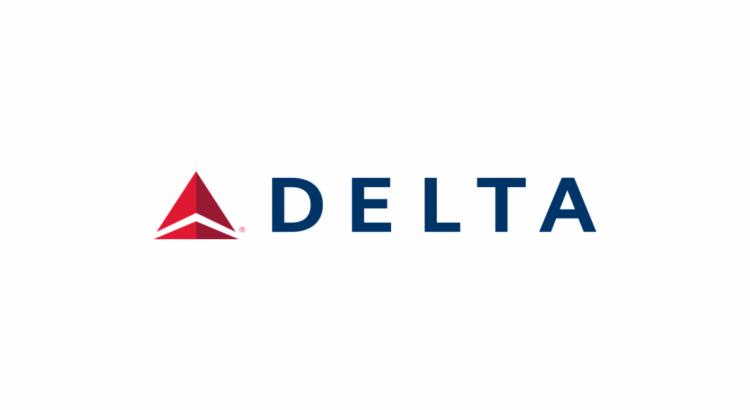 logo delta piramide roja