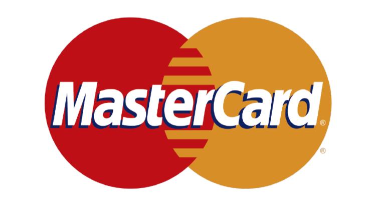 logo master card rojo y naranja