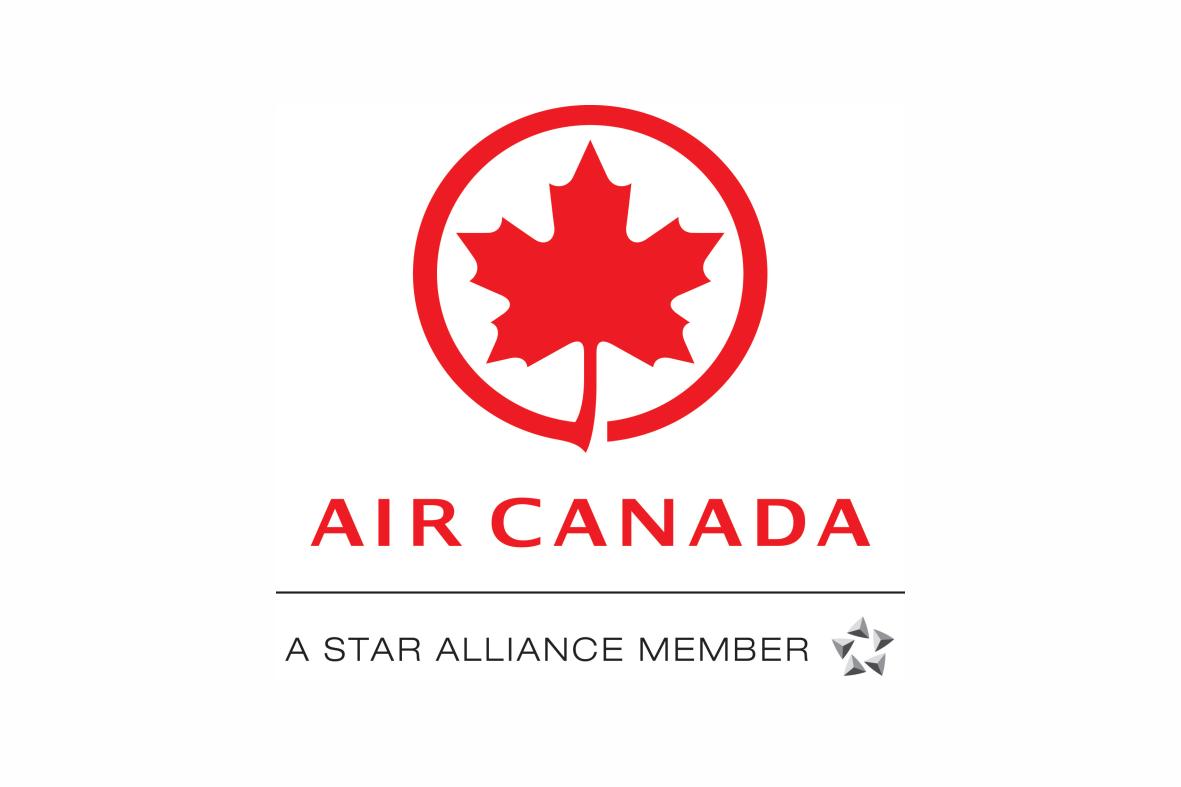 Logo aerolínea air canada