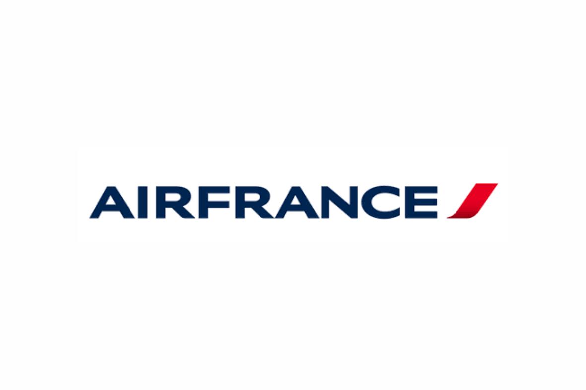 logo airfrance raya roja