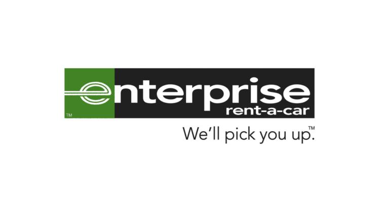 logo Enterprise rentcar pedazo verde
