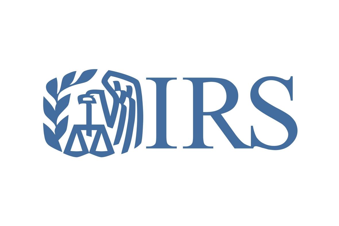 logo azul gobierno IRIS