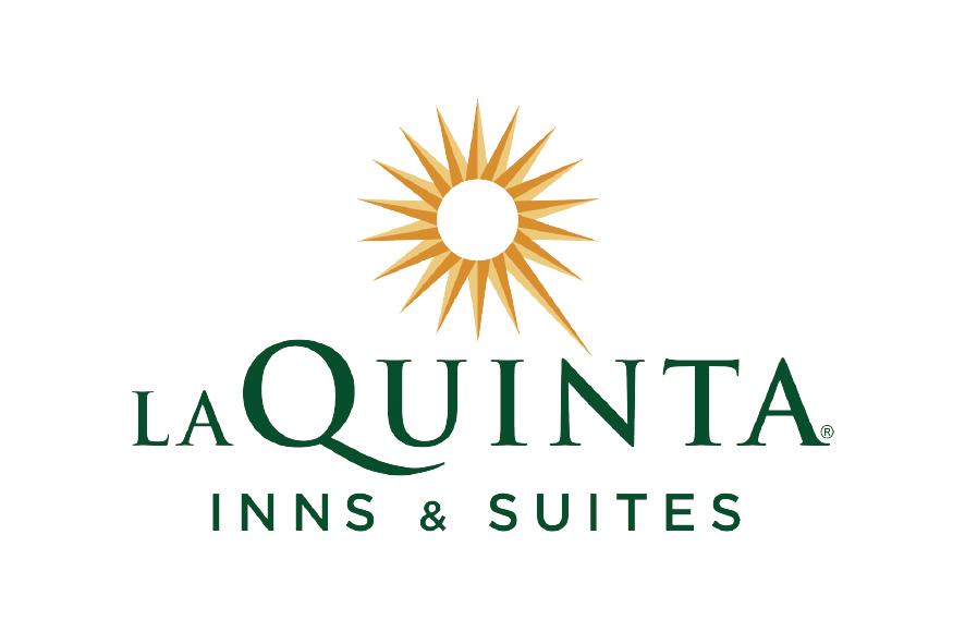 logo verde con amarillo hotel La Quinta