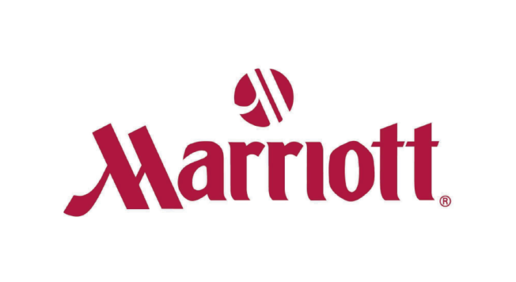 logo rojo hotel Marriott