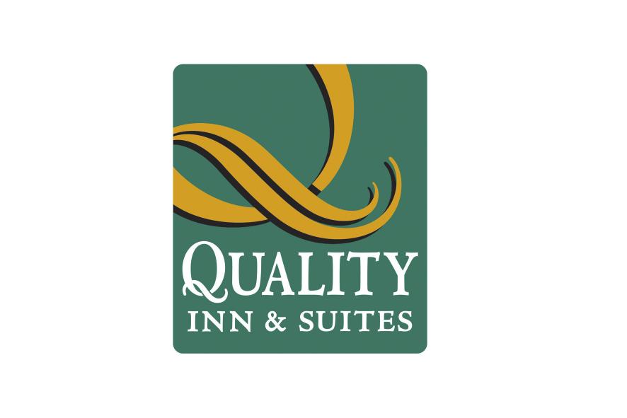 Logo verde con Q amarilla hotel Quality