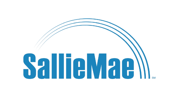 Logo azul gobierno Sallie Mae