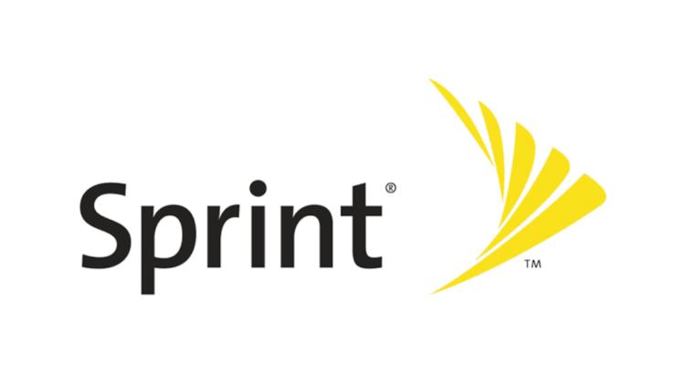 logo sprint rayitas amarillas