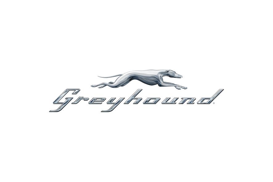 logo perro greyhound
