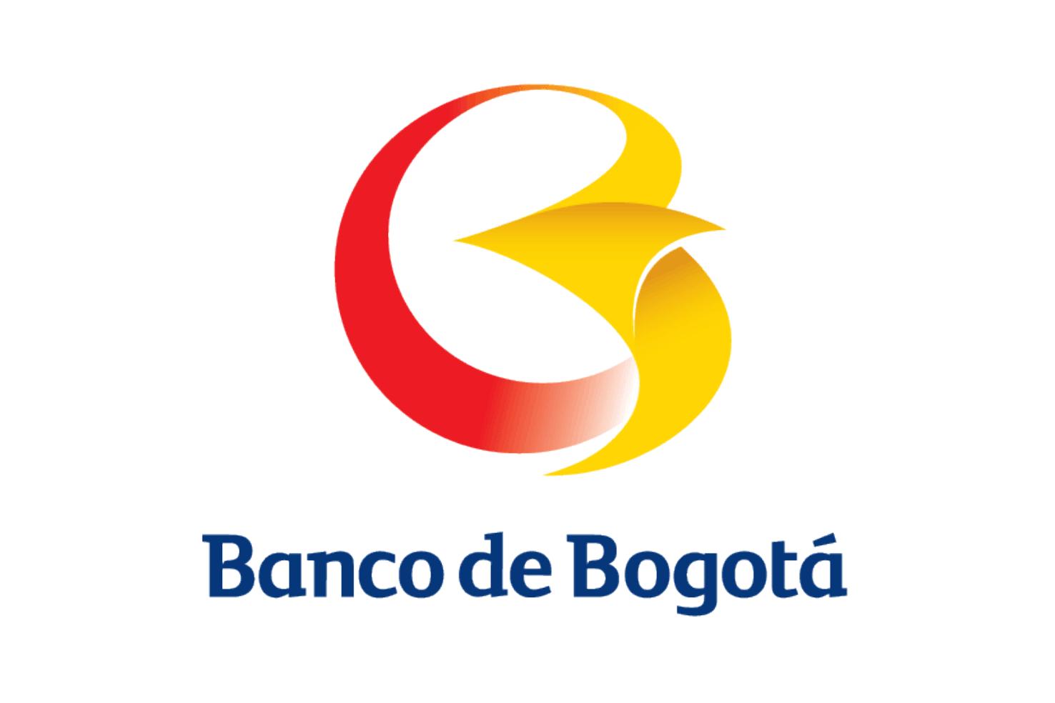 call center banco de bogota logo