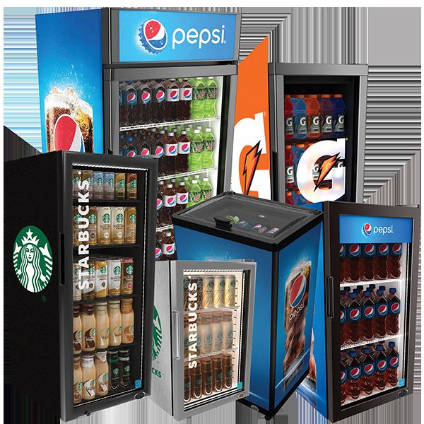 Requisitos para pedir un enfirador Pepsi