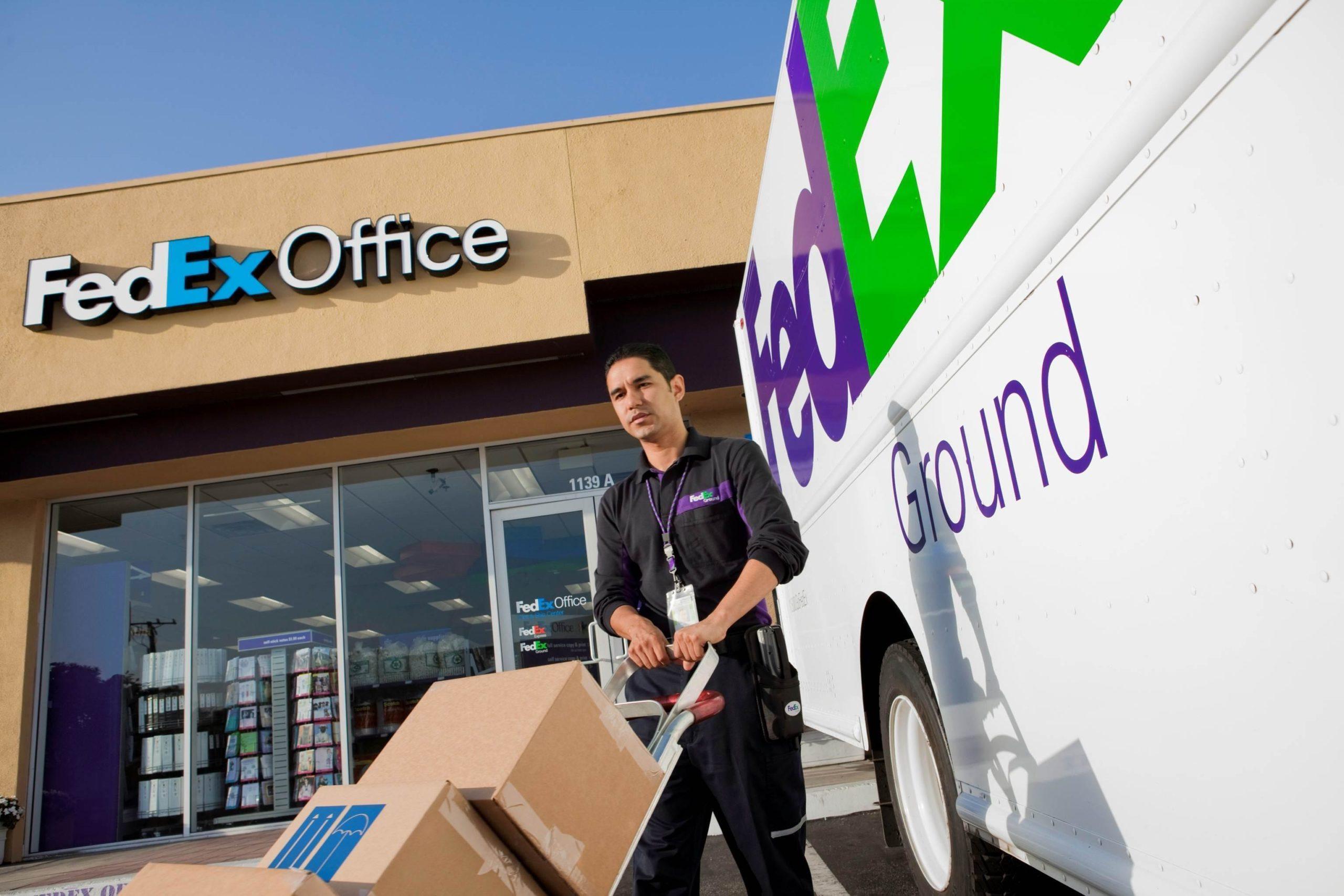 FedEx-el-paso-texas